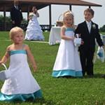 Děti už máte, přesto až nyní plánujete svatbu? Připravte se na kompromisy!